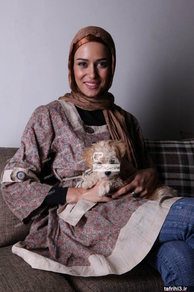 عکس های جدید پریناز ایزدیار تیر 93