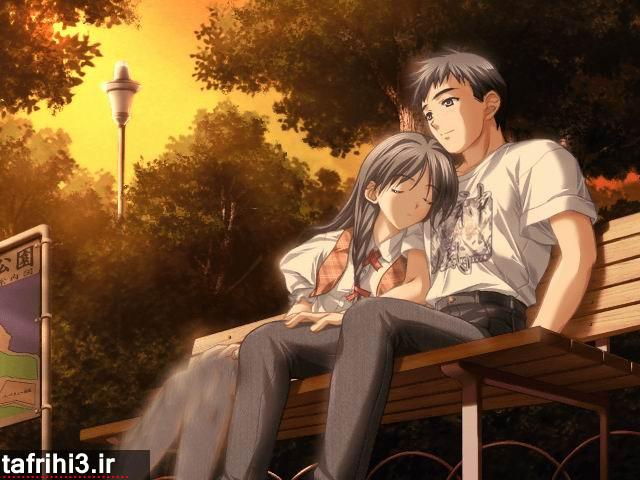 تصاویر فانتزی عاشقانه دختر و پسر
