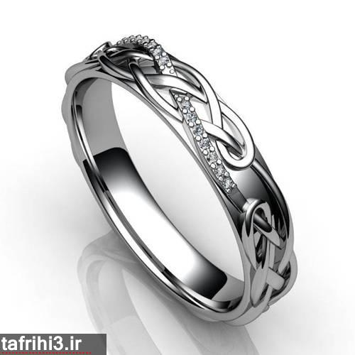 مدل حلقه ازدواج شیک