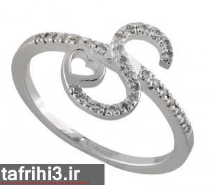 مدل حلقه ازدواج بسیار زیبا