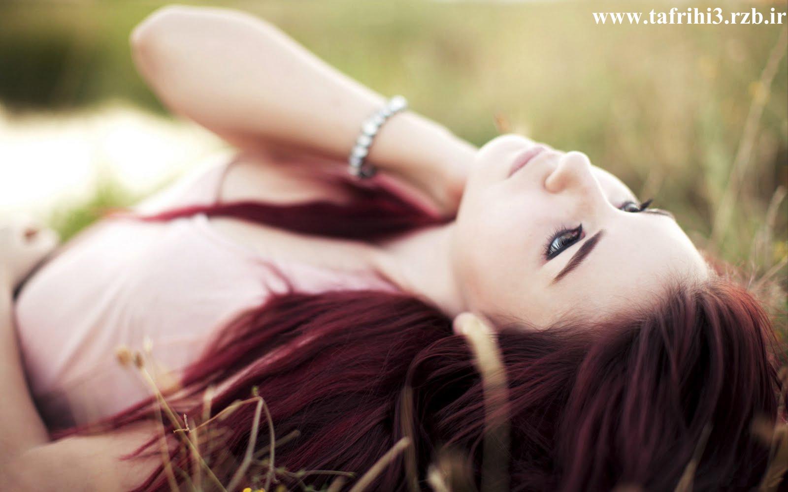 عکس های احساسی و زیبای دختران تنها