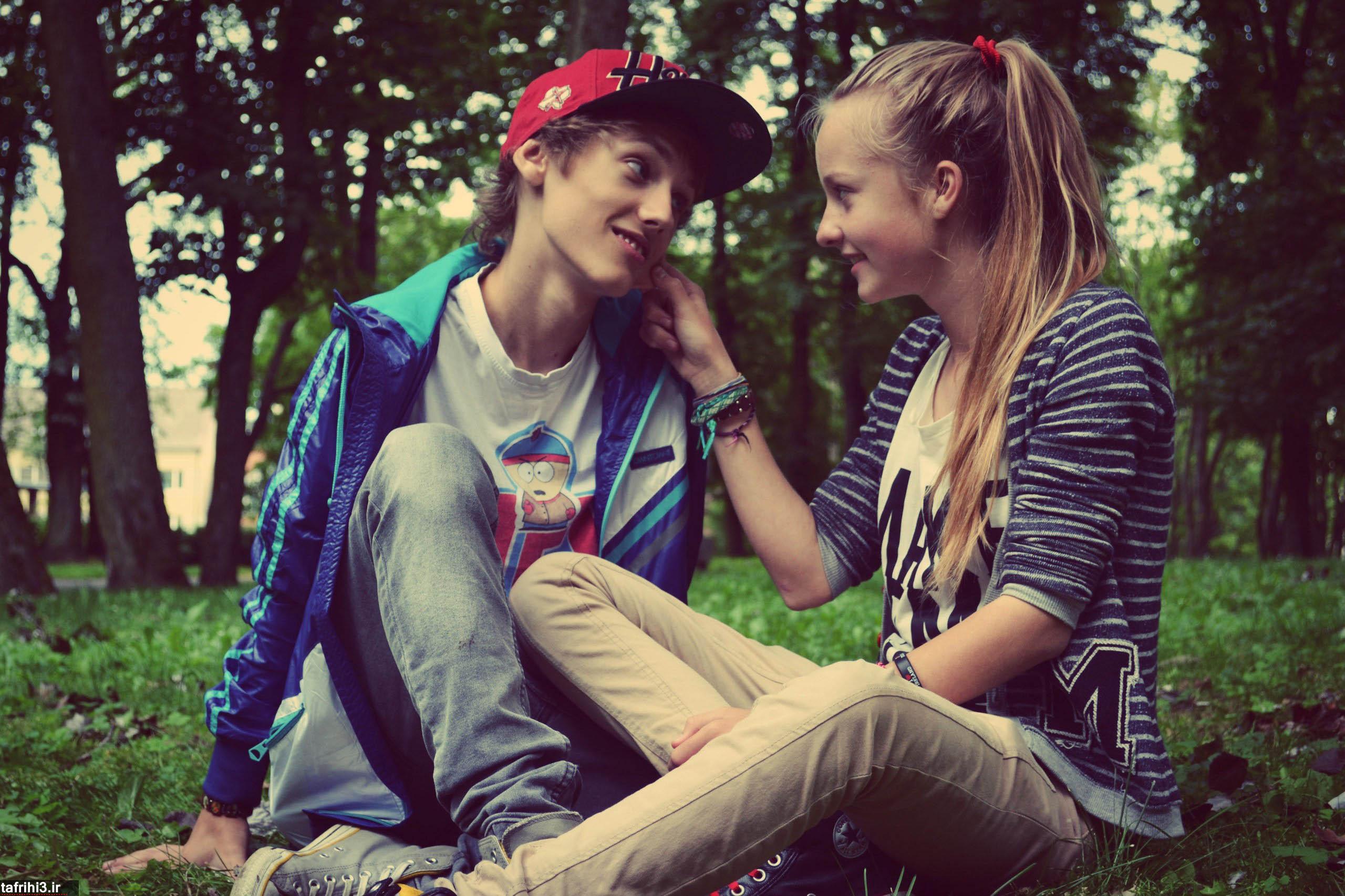 عکس های عاشقانه احساسی دو نفره