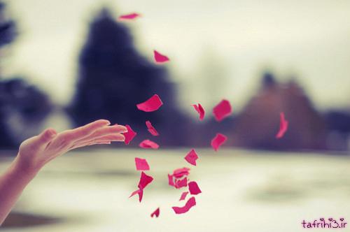 عکس های عاشقانه رمانتیک و احساسی دختر