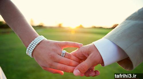 عاشقانه ترین عکس های دو نفره