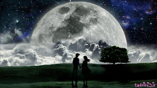 عکس های عاشقانه رمانتیک و احساسی دو نفره