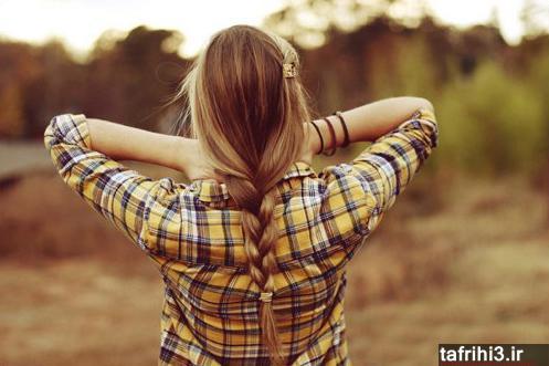 عکس های دختر عاشق تنها جدید