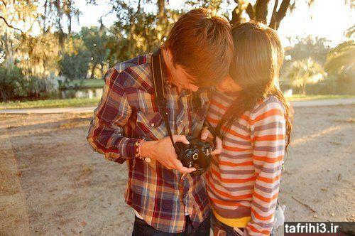 عکس های عاشقانه دختر و پسر 2015