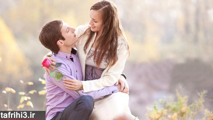 تصاویر عاشقانه احساسی دختر و پسر