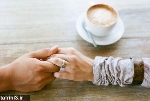 عکس عاشقانه دختر و پسر دست در دست 2015