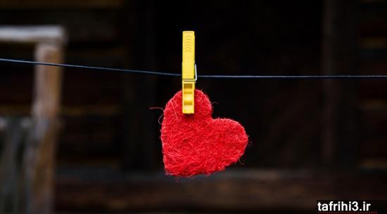عکس های خاص عاشقانه قلب