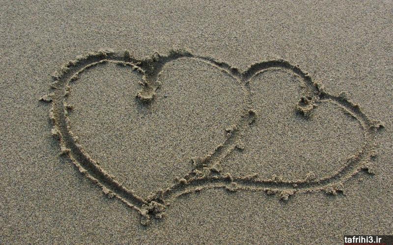 عکس های عاشقانه قلب جدید 2015