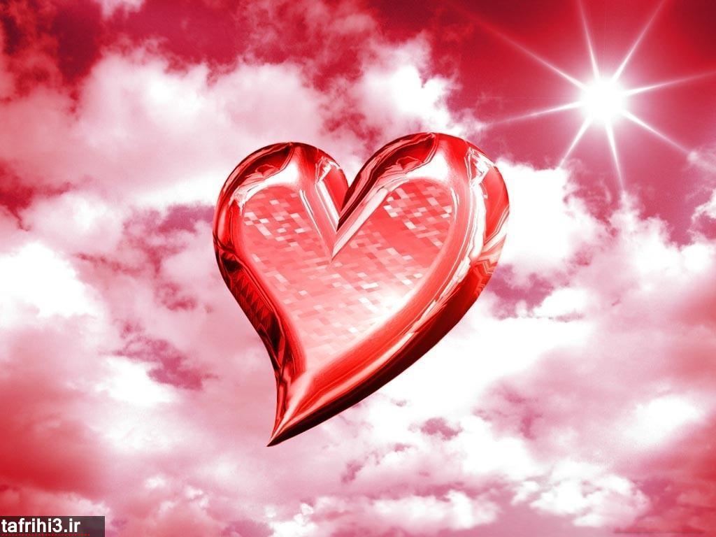 والپیپر های عاشقانه قلب
