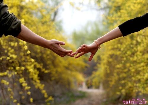 عکس های زیبای عاشقانه احساسی جدید
