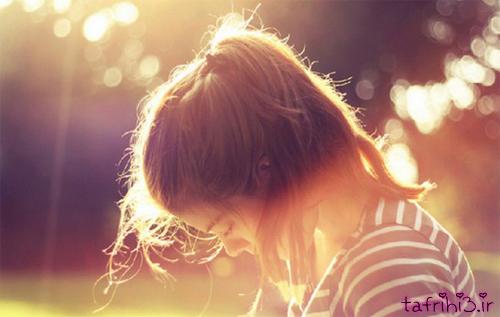 عکس های عاشقانه فوق العاده احساسی دختران تنها