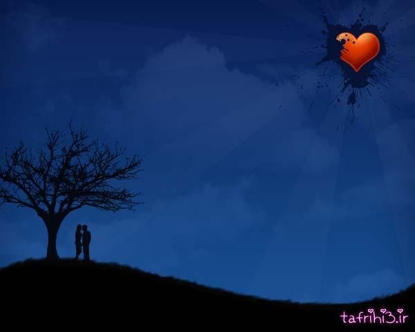 عکس های بسیار رمانتیک و احساسی عاشقانه