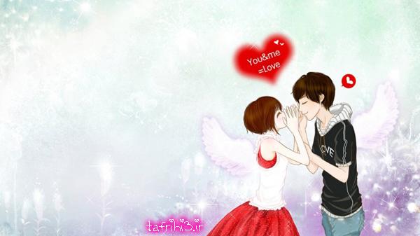 عکس های رمانتیک و احساسی زیبا