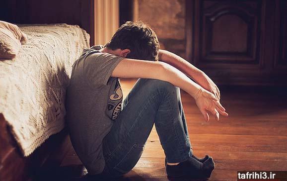 عکس های پسر تنها و عاشق