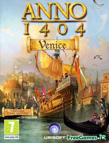 دانلود بازی بعد از میلاد ونیز - Anno 1404 Venice