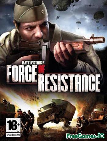 دانلود بازی مقاومت Battlestrike Force of Resistance