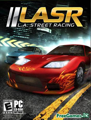 دانلود بازی اتومبیل رانی - LA Street Racing