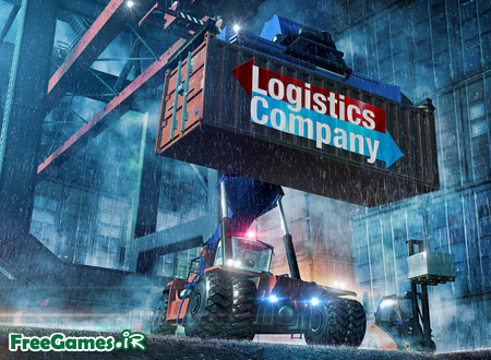 دانلود بازی حمل و نقل شهری - Logistics Company