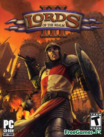 دانلود بازی قلمرو اربابان - Lords of the Realm 3