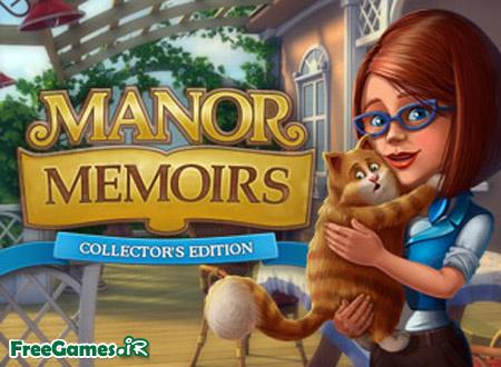 دانلود بازی خاطرات عمارت - Manor Memoirs
