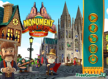 دانلود بازی سازندگان - Monument Builders Cologne