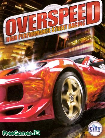 دانلود بازی اتومبیل رانی سرعتی - OverSpeed