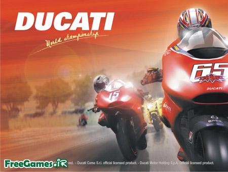 دانلود بازی موتور دوکاتی Ducati World