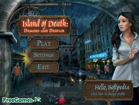 دانلود بازی جزیره مرگ Island of Death