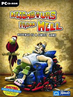 همسایه جهنمی ۲ – ۲ Neighbours From Hell
