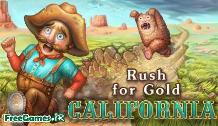 دانلود بازی جویندگان Rush for Gold California