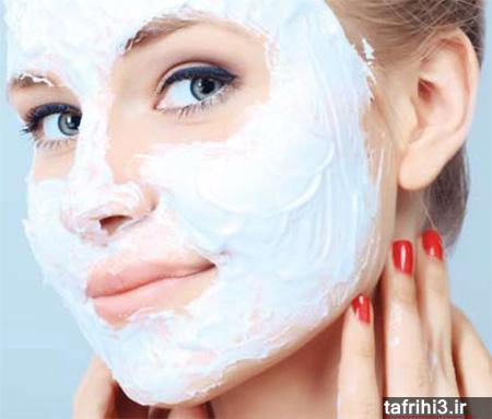 درخشندگی پوست با چند ماسک خانگی بینظیر