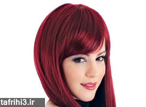 برای رنگ کردن موهای بلند این نکات را فراموش نکنید