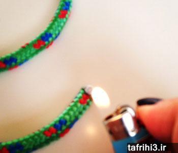 معمای جالب طناب