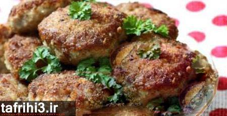طرز تهیه شامی سویا