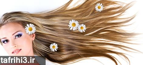 5 راهکار کاربردی برای زیبایی مو
