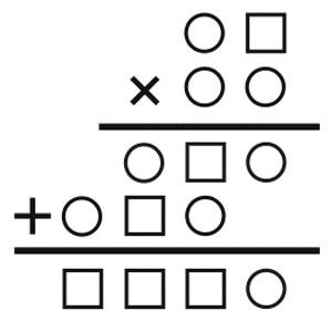 معمای تصویری ریاضی