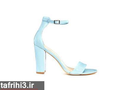کفش های پاشنه بلند دخترانه تابستان 93