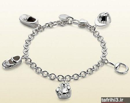 مدل دستبند شیک 2015