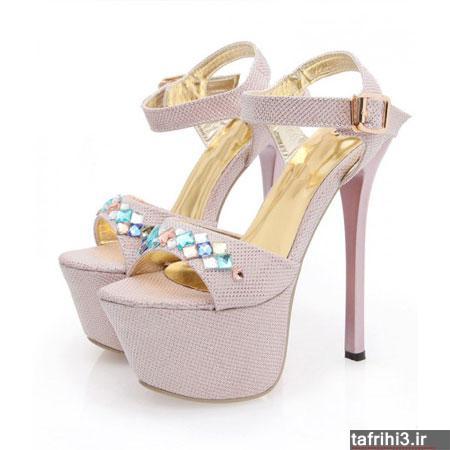 مدل کفش مجلسی دخترانه جدید 94