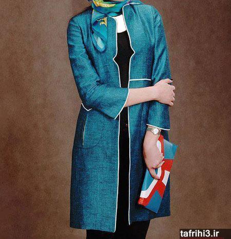 مدل مانتو شیک تابستانی 93