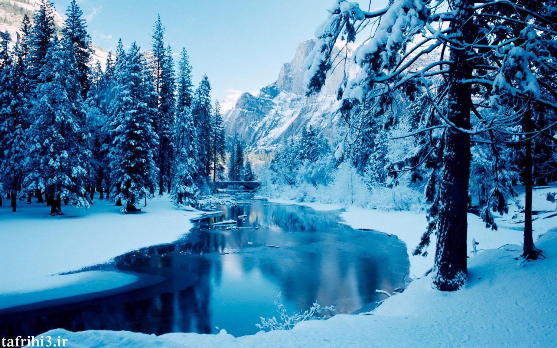 عکس های زیبا از فصل زمستان