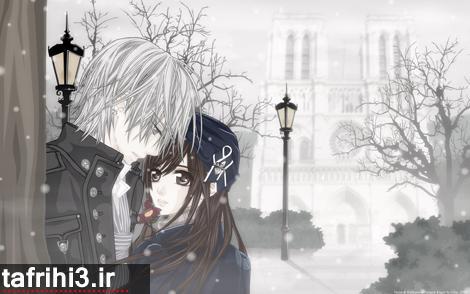 عکس عاشقانه فانتزی دختر و پسر