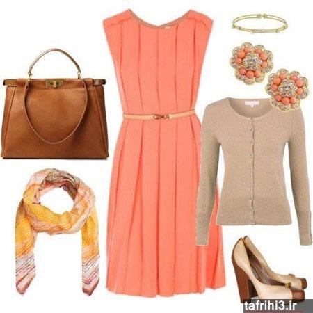 مدل ست لباس های دخترانه بهار 94